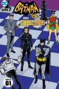 Читать Batman '66 Meets Steed and Mrs Peel онлайн, бесплатно