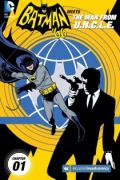 Читать Batman '66 Meets The Man From U.N.C.L.E. / Бэтмен'66 и Агенты Акнл онлайн, бесплатно