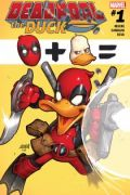 Читать Deadpool the Duck онлайн, бесплатно