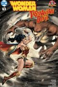 Читать Wonder Woman: Tasmanian Devil Special онлайн, бесплатно