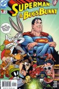 Читать Superman and Bugs Bunny / Супермен и Багз Банни онлайн, бесплатно