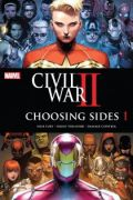 Читать Civil War II - Choosing Sides онлайн, бесплатно