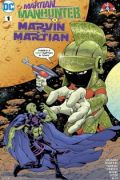 Читать Martian Manhunter: Marvin the Martian Special онлайн, бесплатно