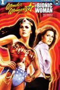 Читать Wonder Woman '77 Meets The Bionic Woman онлайн, бесплатно