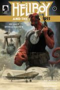 Читать Hellboy and the B.P.R.D. 1955: Occult Intelligence онлайн, бесплатно