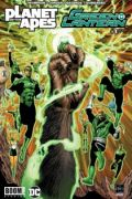 Читать Planet of the Apes: Green Lantern онлайн, бесплатно