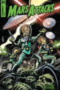 Читать Mars Attacks vol 5 / Марс атакует. Том 5 онлайн, бесплатно