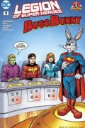Читать Legion of Super Heroes - Bugs Bunny Special онлайн, бесплатно