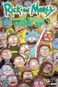 Читать Rick and Morty: Pocket Like You Stole It онлайн, бесплатно