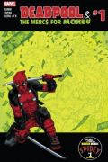 Читать Deadpool & The Mercs for Money vol 1 / Дэдпул и наёмники за деньги. Том 1 онлайн, бесплатно