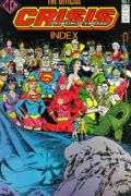 Читать Official Crisis on Infinite Earths Index онлайн, бесплатно