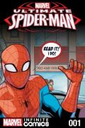 Читать Ultimate Spider-Man Infinite Comic онлайн, бесплатно