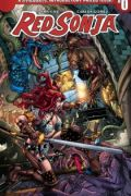 Читать Red Sonja vol 8 / Рыжая Соня том 8 на русском языке