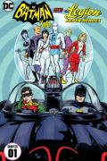 Читать Batman '66 Meets the Legion of Super-Heroes онлайн, бесплатно