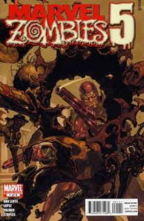 Читать Marvel Zombies vol 5 / Марвел Зомби том 5 онлайн