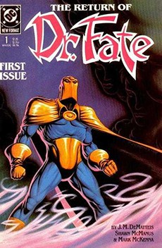 Читать Doctor Fate vol 2 / Доктор Фэйт том 2 онлайн