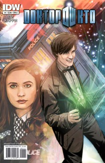 Читать Doctor Who vol 2 / Доктор Кто том 2 онлайн