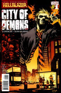 Читать Hellblazer: City of Demons / Хеллблейзер: Город Демонов онлайн