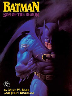 Читать Batman: Son of the Demon / Бэтмен: Сын Демона онлайн