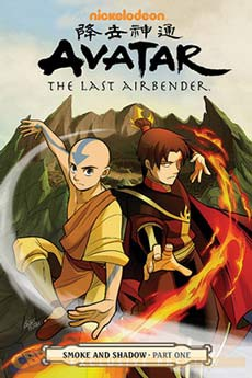 Читать Avatar: The Last Airbender - Smoke and Shadow / Аватар: Легенда об Аанге - Дым и Тень онлайн