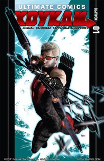 Читать Ultimate Comics Hawkeye / Современный Комикс Соколиный глаз онлайн
