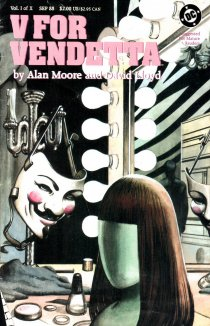 Читать V for Vendetta / V - значит вендетта онлайн