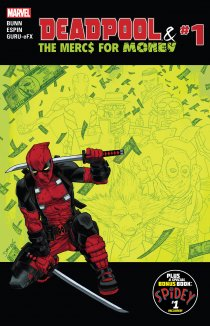 Читать Deadpool & The Mercs for Money vol 1 / Дэдпул и наёмники за деньги. Том 1 онлайн