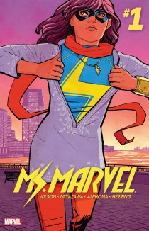 Читать Ms. Marvel vol 4 / Мисс Марвел. Том 4 онлайн