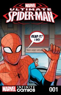 Читать Ultimate Spider-Man Infinite Comic онлайн