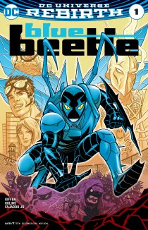 Читать Blue Beetle vol 10 / Синий Жук том 10 онлайн