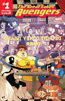 Читать Great Lakes Avengers / Мстители Великих Озер онлайн
