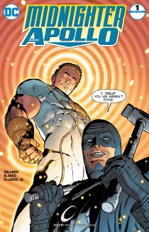 Читать Midnighter and Apollo / Миднайтер и Аполло онлайн