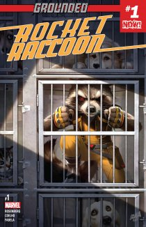 Читать Rocket Raccoon vol 3 / Реактивный Енот том 3 онлайн