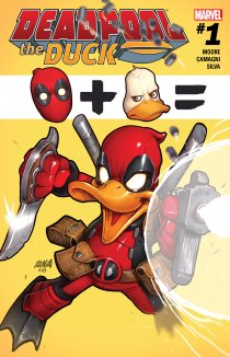 Читать Deadpool the Duck / Дэдпул-утка онлайн