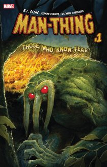 Читать Man-Thing vol 5 / Леший том 5 онлайн