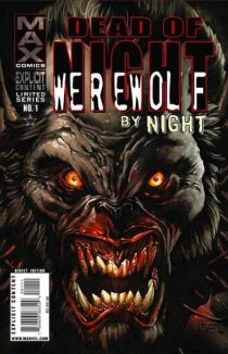 Читать Dead of Night Featuring Werewolf by Night онлайн
