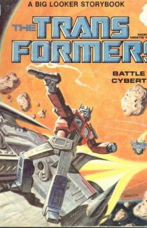 Читать Big Looker Storybooks: Transformers онлайн