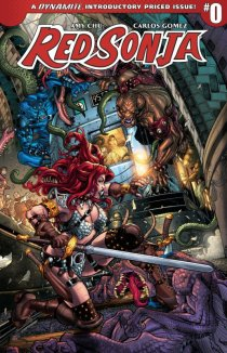 Читать Red Sonja vol 7 / Рыжая Соня. Том 7 онлайн
