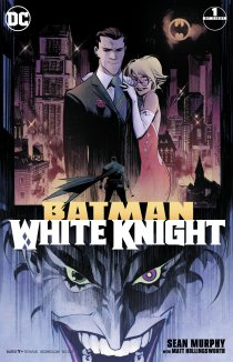 Читать Batman: White Knight / Бэтмен: Белый рыцарь онлайн