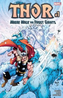 Читать Thor: Where Walk the Frost Giants онлайн