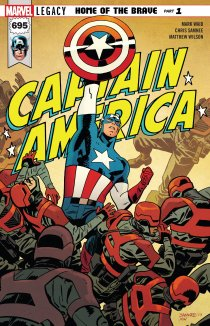 Читать Captain America vol 8 / Капитан Америка. Том 8 онлайн