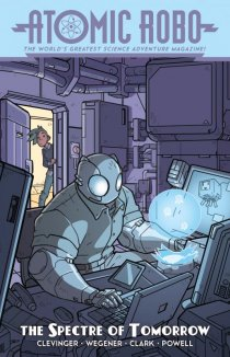 Читать Atomic Robo and the Spectre of Tomorrow онлайн