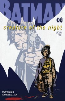 Читать Batman: Creature of the Night онлайн
