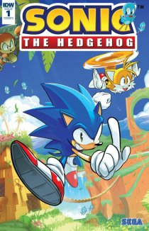 Читать Sonic the Hedgehog vol 3 / Ёжик Соник. Том 3 онлайн
