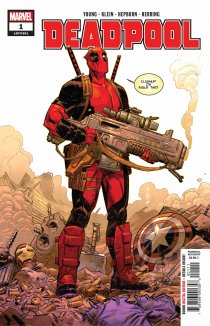Читать Deadpool vol 7 / Дэдпул. Том 7 онлайн