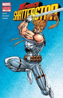 Читать X-Force: Shatterstar / Сила Икс: Шаттерстар онлайн