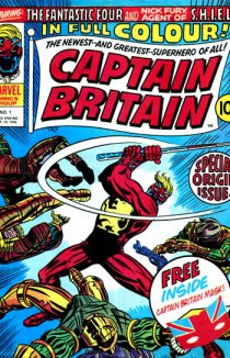 Читать Captain Britain vol 1 / Капитан Британия. Том 1 онлайн