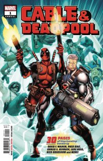 Читать Cable & Deadpool Annual / Кейбл и Дэдпул: Ежегодник онлайн