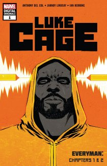 Читать Luke Cage — Marvel Digital Original / Люк Кейдж онлайн
