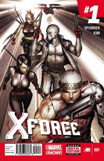 Читать X-Force vol 4 / Сила Икс. Том 4 онлайн